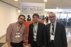 Participação no Decimo Congresso Internacional de Uro-Oncologia em São Paulo Capital Dr-Paulo Maron