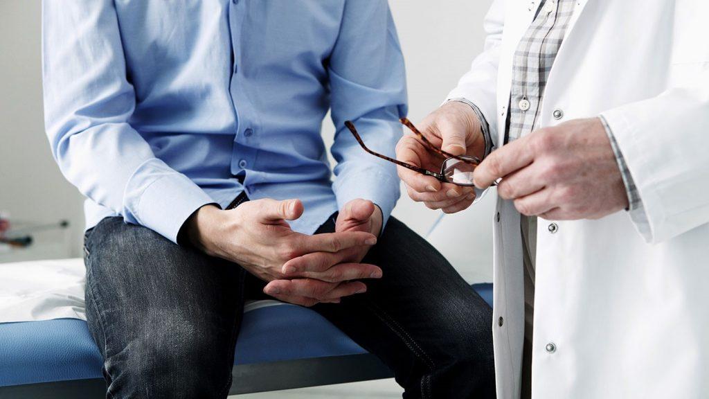 Quais problemas acometem a prostata