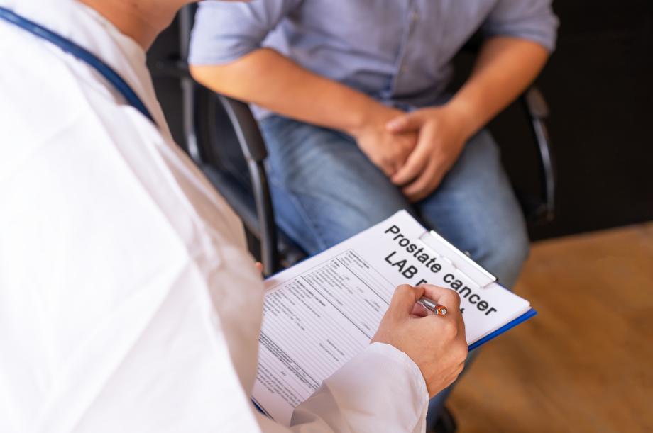Adenocarcinoma acinar na biópsia de próstata: e agora?